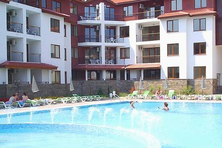 One Bedroom (Apollon) Furnished Apartment To Rent - Ravda - Huoneisto