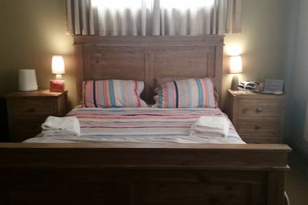 Cosy bedroom at 10 min-walk from City Center - Palmerston North