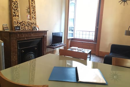 Nice typical Lyon apartment - Heart of the city
