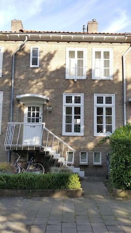 Cosy Amsterdam style house.