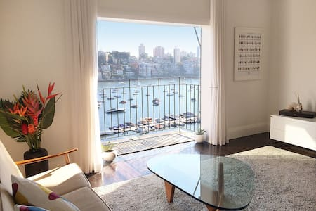 ***Stunning Harbour Views *** - Double Bay - Apartamento