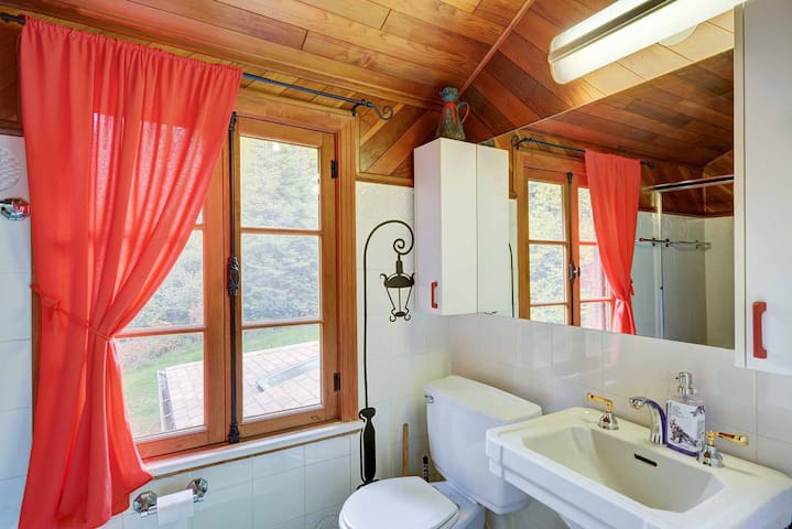 Make yourself at HomePrivate Chalet - Val-David - Dom