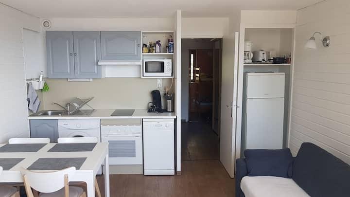 Appartement lumineux avec balcon