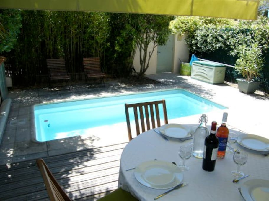 Maison Aix Village 4 Pers Piscine Maisons Louer Aix
