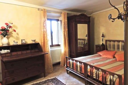 Casa Toscana en San Casciano Chiant - San Casciano In Val di Pesa - Apartemen