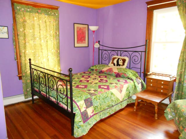 Heaven on Earth B & B (2) - Amherst - Bed & Breakfast