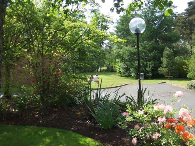Gleneagles Cottage - Gardens