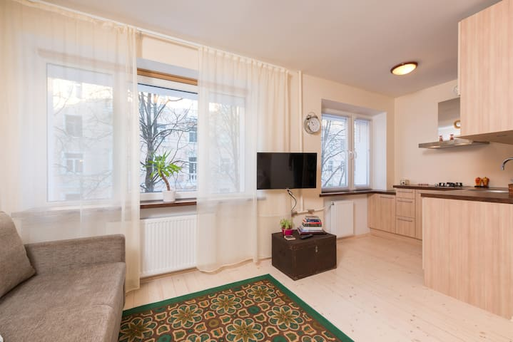 Affordable apartment in city center - Tallinna