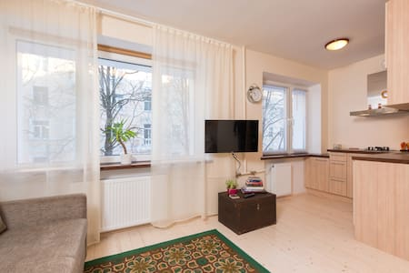 Affordable apartment in city center - Tallinn
