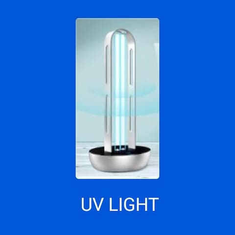Because of covid 19 i want to keep everyone safe.  This is the reason why I use UV LIGHT.  Ultraviolet germicidal (UVGI) is Disinfection method that uses short wavelength ultraviolet light to kill or inactivate microorganisms.