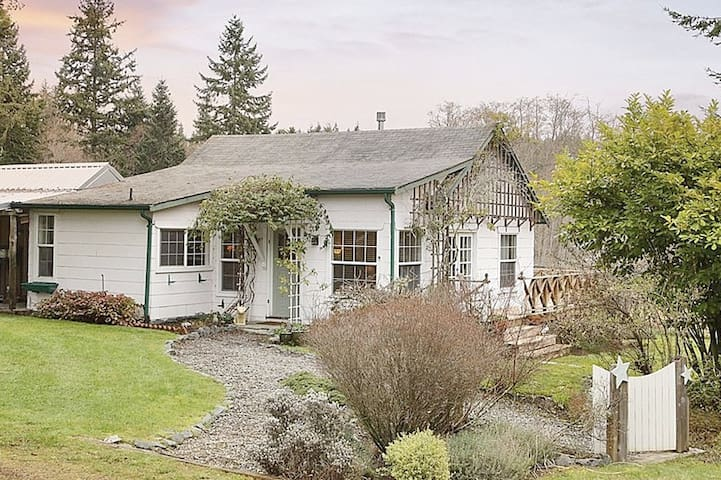 1930's Cottage with a Vineyard