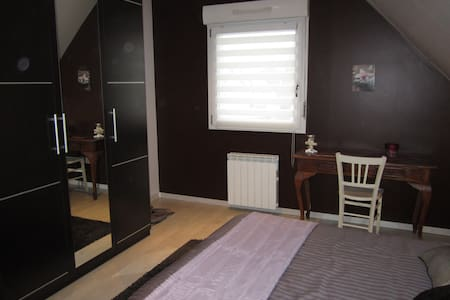 A few steps from Basel and airport - Bed & Breakfast