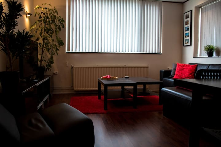 Easy to reach apartment close to the sea - Vlissingen - Byt