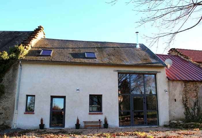 Cottage in Auvergne - Pouzol - House