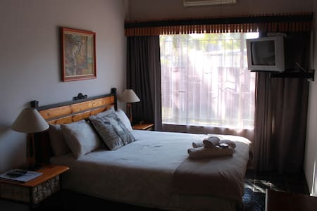 Gorgeous Gecko Guesthouse - Room 1 - Modimolle - Bed & Breakfast
