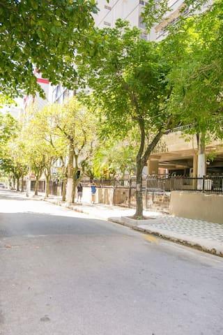 Rua do Edifício