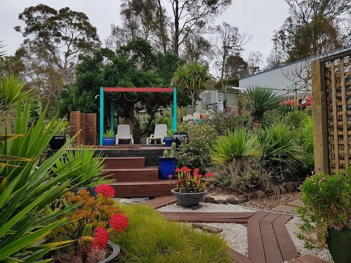 Coastal Garden Shack