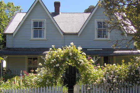 Villa Vangioni - Bed and Breakfast - Akaroa