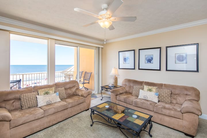 Premier Gulf Front Two Bedroom - Treasure Island #0204