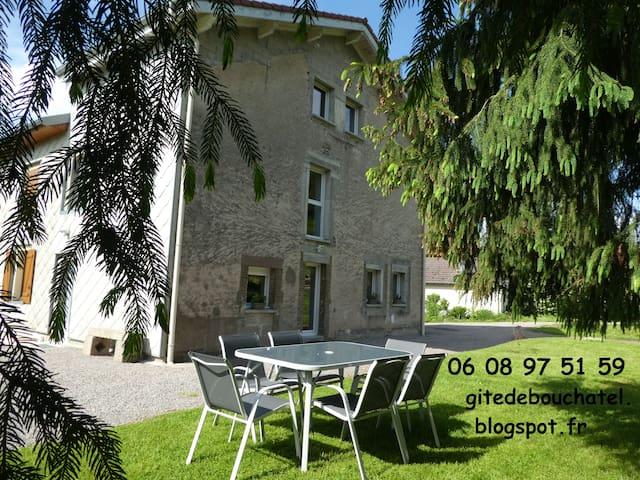 Confort 4*,calme, détente et rando dans les Vosges