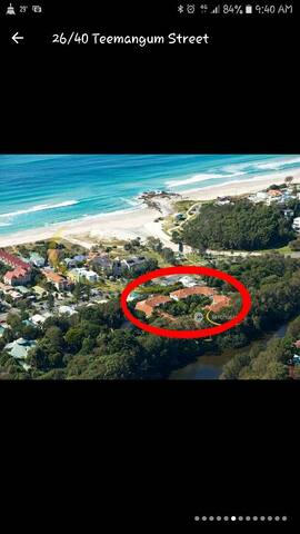 Retreat close to the beach - Currumbin - Appartement