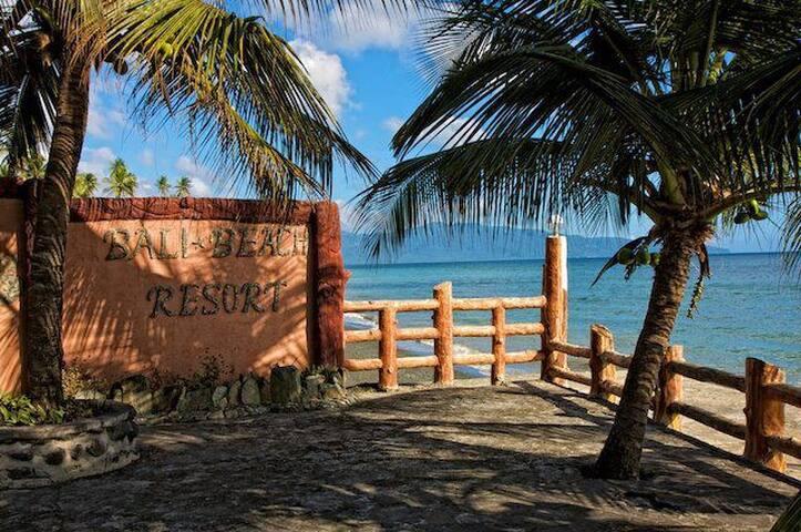 BALI BEACH GARDEN RESORT MINDORO