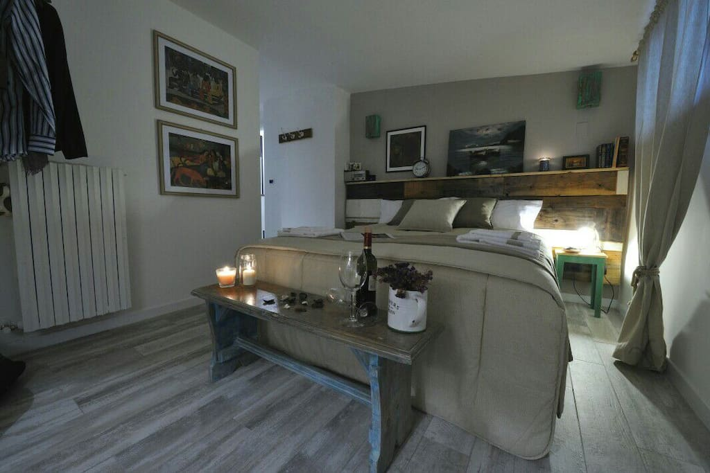 Wood Room