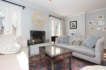 Comfort & Charm in Georgetown - 3BD - Washington