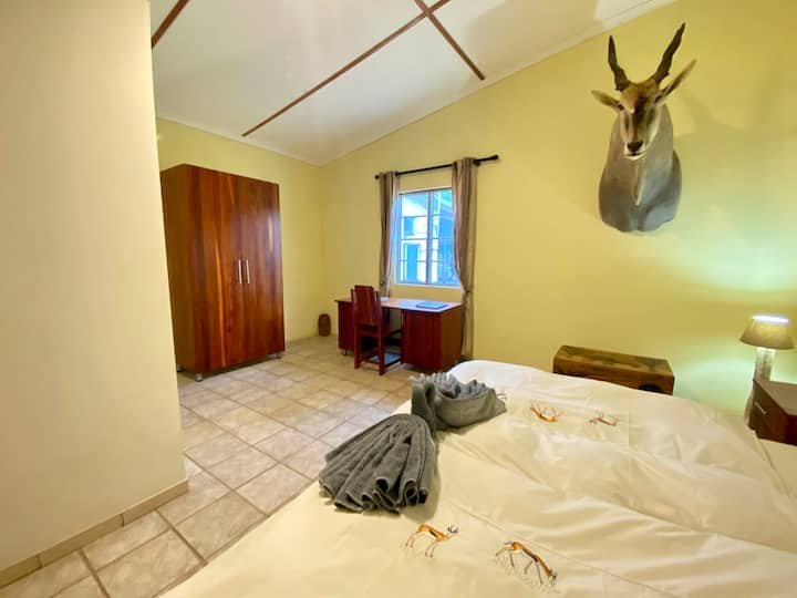 Otjikoko Game Ranch - Room Eland/Elandzimmer