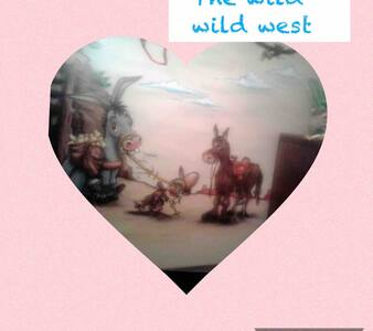 The Wild West Room