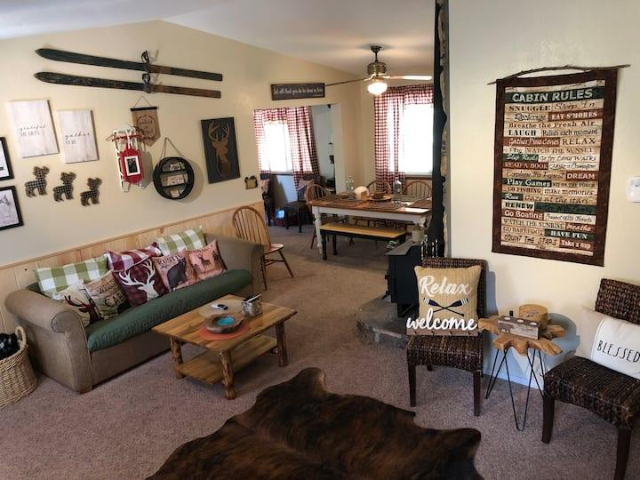 The Gratitude Inn - Nature, Relax, Cl2 Pinecrest