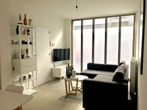 Modern apartment in the heart of Antwerp