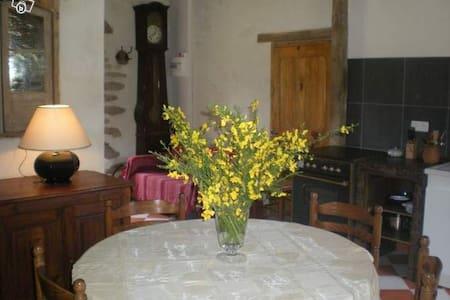 Appartement dans petit manoir 17e  - Saint-Jean-Brévelay - Wohnung
