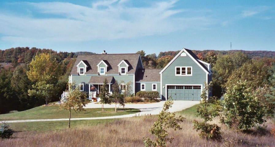 Timberpeg Cottage - Cedar