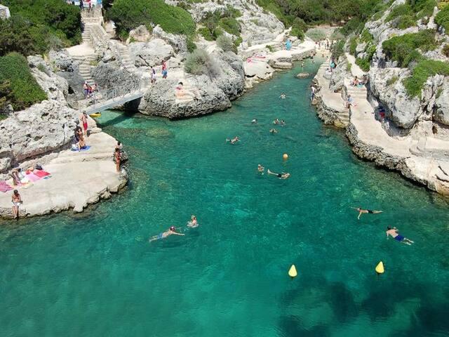 Your holidays in Menorca - Los Delfines - Appartement
