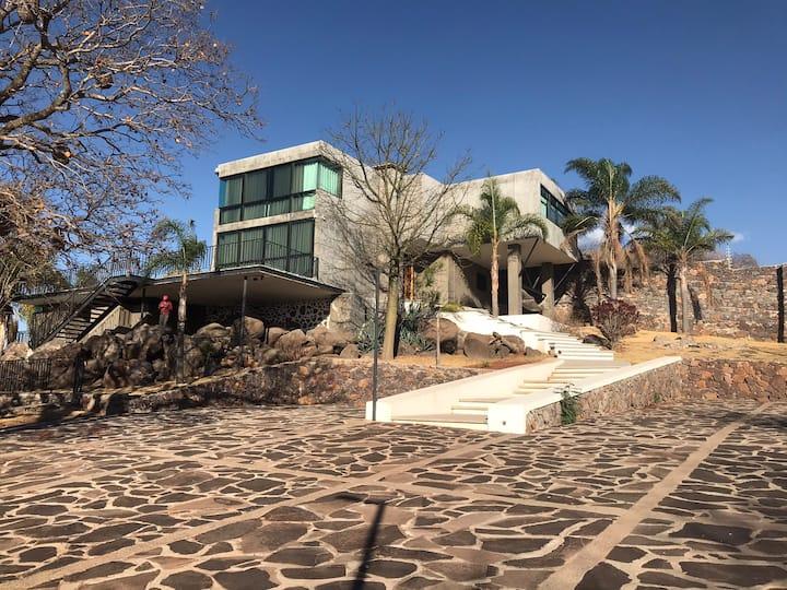 Casa de campo Cajititlán