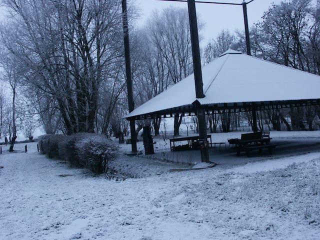 Nostalgisch logeren in boerderij - Finsterwolde - Daire
