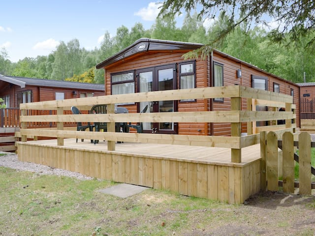 Fir Tree Lodge (UK5456)