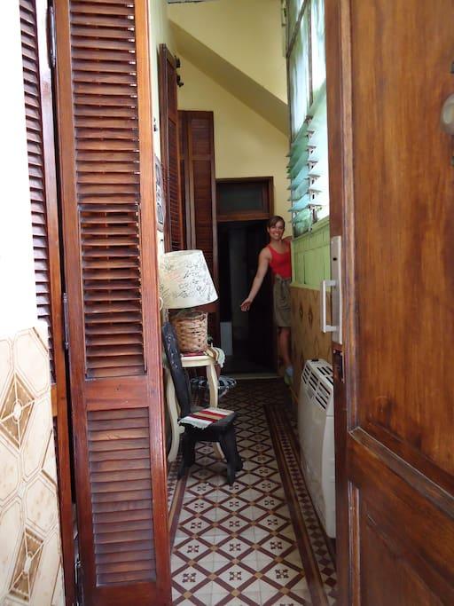 Lovely Private Room,  Palermo Soho