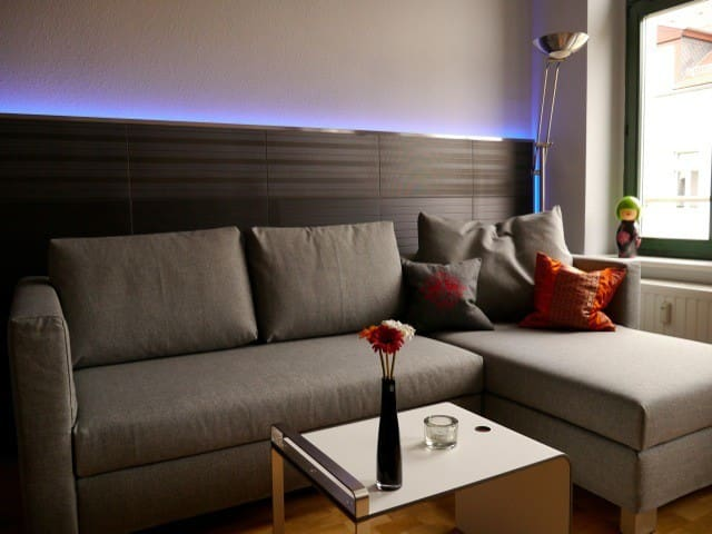 Delightful City Apartment - Leipzig - Apartemen