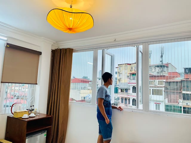 Trần's home-PANORAMA/Extraordinary View at Old Qtr