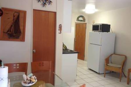 Culebra, Puerto Rico Ground Floor Apartment - Culebra - Apartemen