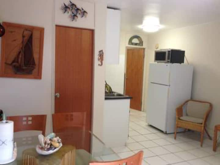 Culebra Ground Floor Apartment