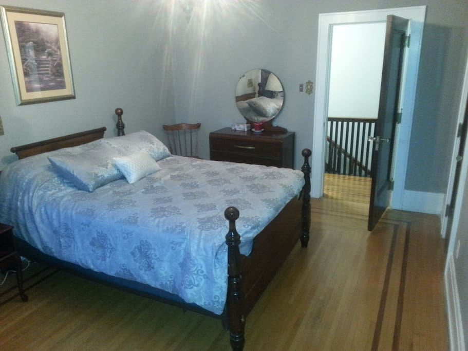 The Wellander our French Colonial inspired Suite