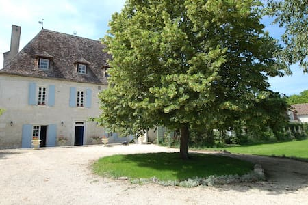 Le Manoir du Bout du Pont - Agnac - Bed & Breakfast