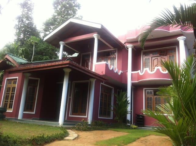 Umar Villa - Kandy - Villa