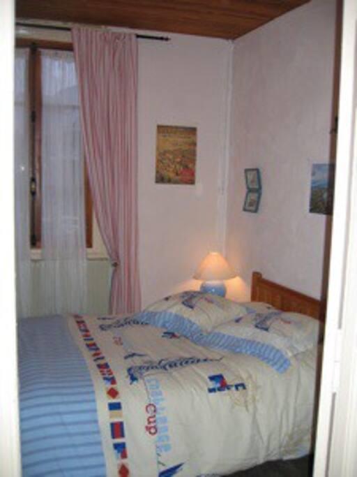 La maison de lili pour 6 personnes maisons louer le for Chambre hote treport