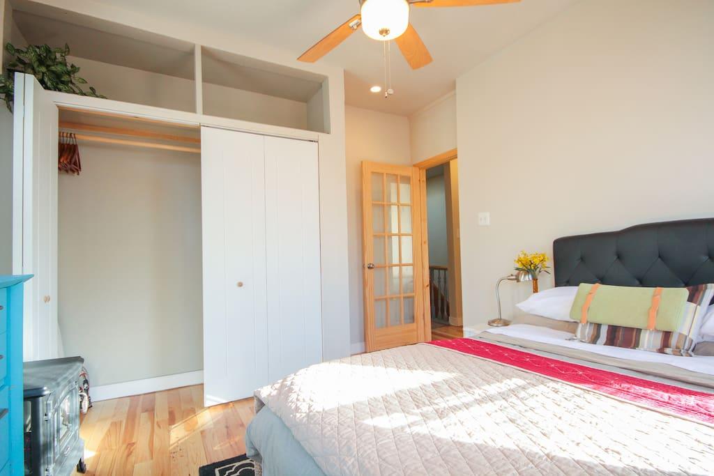 comfortable & spacious, Bedrm 1