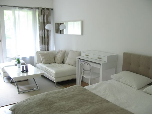 Beautiful cosy studio renovated - Cologny - Lägenhet