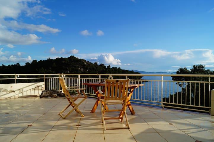 """Relax "", seaview apartment"